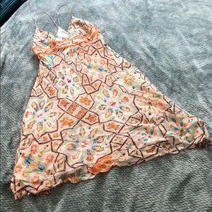 Diane Von Furstenberg Westina Silk Dress Size 6